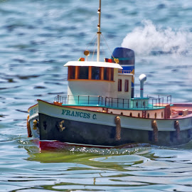 Boat 917 by Raphael RaCcoon - Artistic Objects Toys