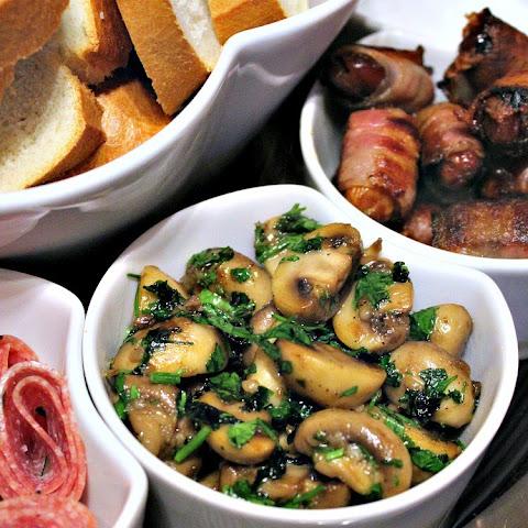 Sauteed Mushrooms With Sherry Wine Recipes   Yummly