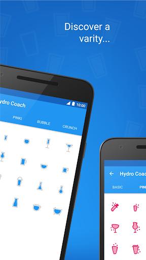 Hydro Coach - drink water screenshot 5