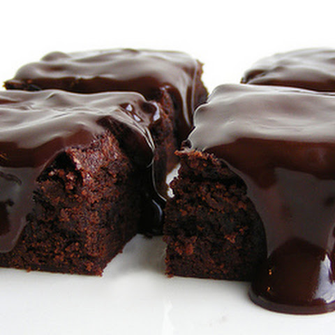Whiskey Chocolate Brownies