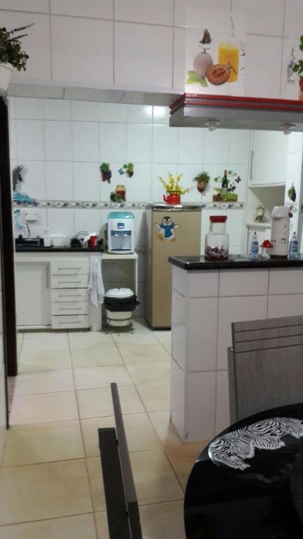 Sobrado residencial à venda, Jardim Maristela, Atibaia.