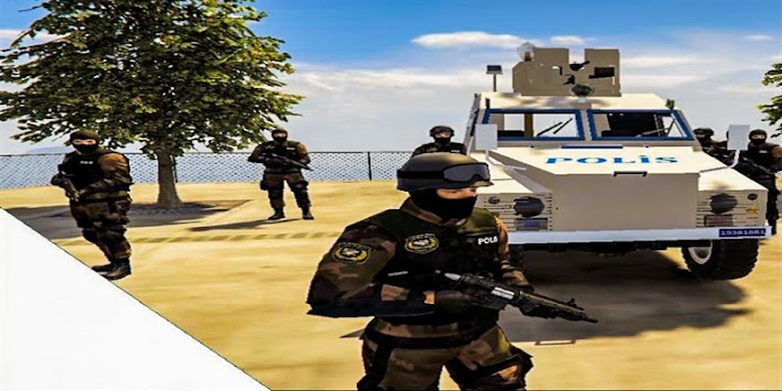 Special Operations Operation-Shooting Game apk screenshot