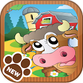Game happy farm town: sunny day kid apk for kindle fire