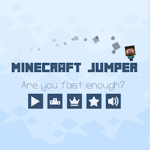 Steve Block Jumper - screenshot