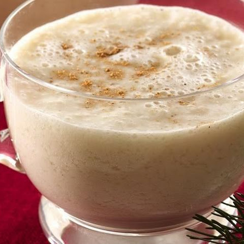 Rich and Creamy Eggnog