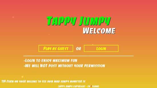 Go Jumpy - screenshot