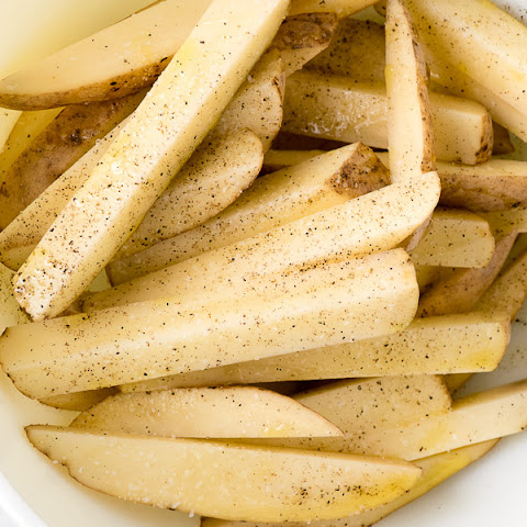 Homemade Oven Fries