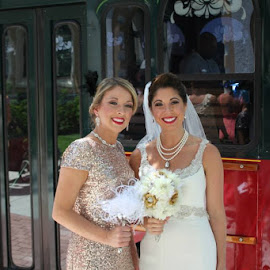 Beautiful bride and Maid of Honor by Christopher Pendley - Wedding Other