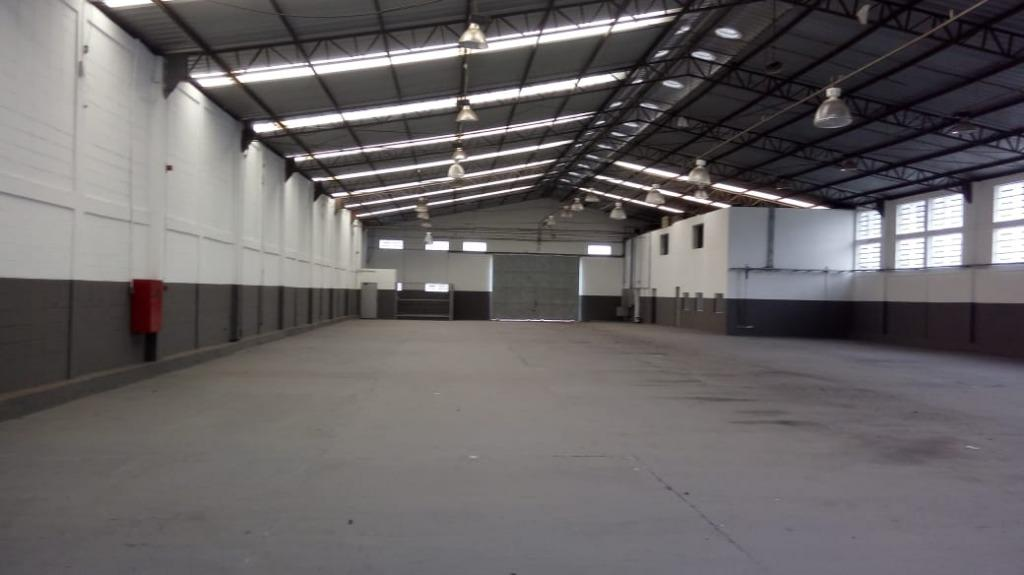 Galpão industrial para locação, Vila Menk, Osasco.