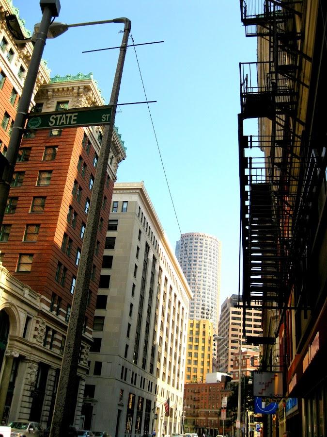 Boston <3 by Michelle Lebrun - City,  Street & Park  Vistas