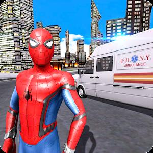 Superhero Ambulance Rescue Patient Mission For PC / Windows 7/8/10 / Mac – Free Download