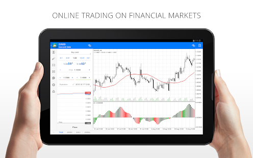 Download MetaTrader 5 APK for Laptop