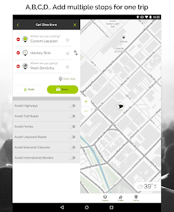 App MapQuest GPS Navigation & Maps APK for Windows Phone