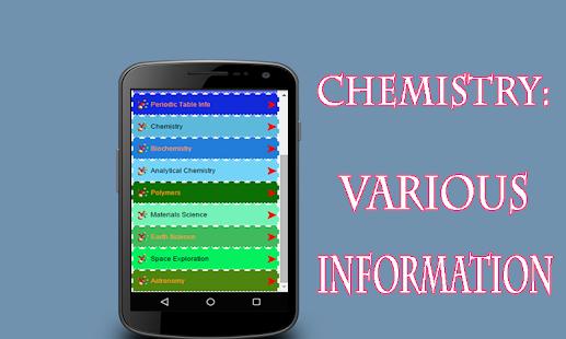 App chemistry periodic table apk for windows phone android app chemistry periodic table apk for windows phone urtaz Images