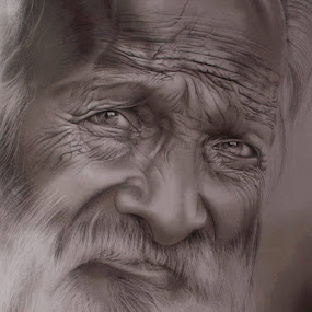 pencil work on paper by Anand Sharma - Drawing All Drawing