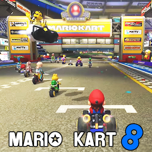 New MarioKart 8 Hinto For PC