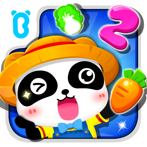 Little Panda Math Farm (game)
