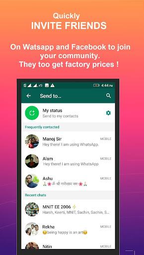 RapidBox Social Shopping App-Buy at Factory Prices screenshot 5