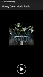 Money Green Music Radio - screenshot