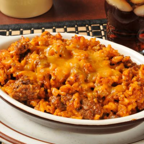 Spicy Chili Casserole