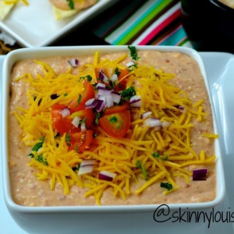 Skinny Red Bean Dip