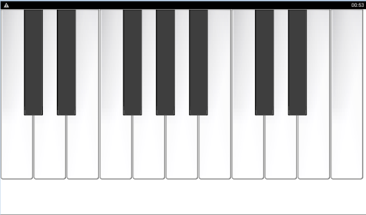 Piano 2016 Free - screenshot
