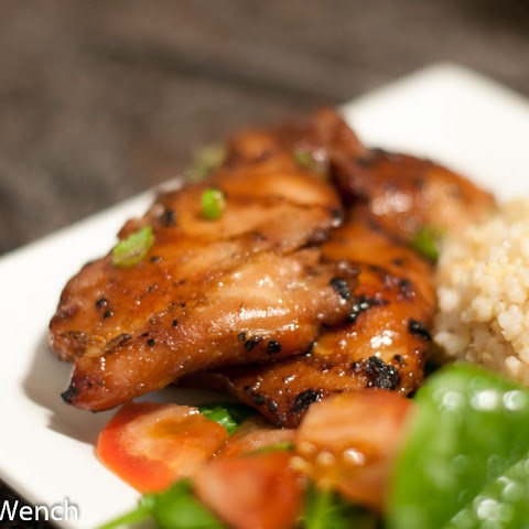 Teriyaki Chicken – Family