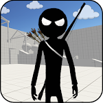 Stickman 3D Archery Icon