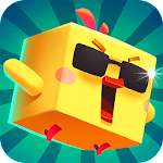 Rolling Cube Icon