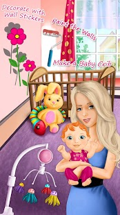 Free Download Sweet Baby Girl Newborn Baby APK for Samsung