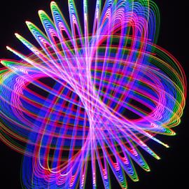 laser design by Jim Barton - Abstract Patterns ( colorful, light design, laser ;light, laser design, laser, laser light show, light, science )