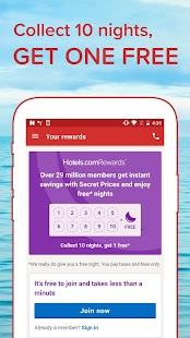 Hotels.com: Book hotels, vacation rentals and more for pc