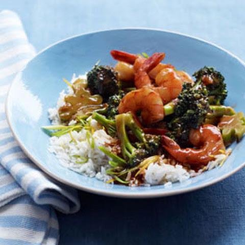 Orange Shrimp Stir Fry Recipes | Yummly