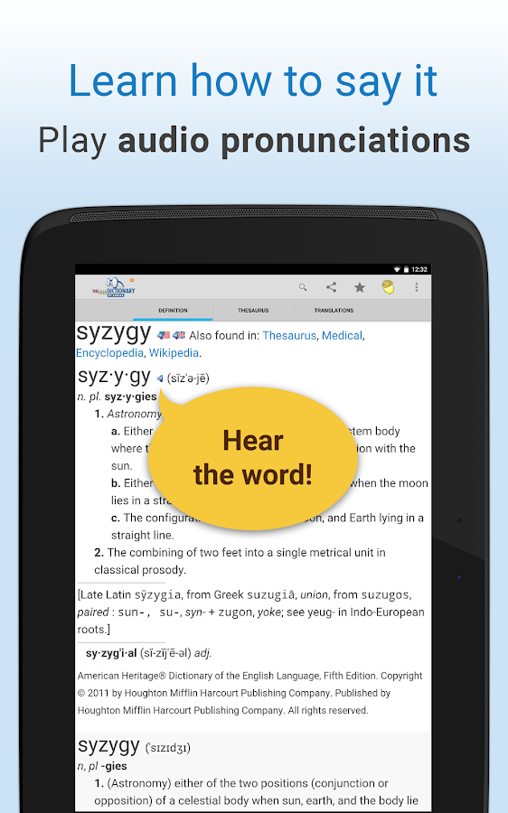 Dictionary Pro Screenshot 8