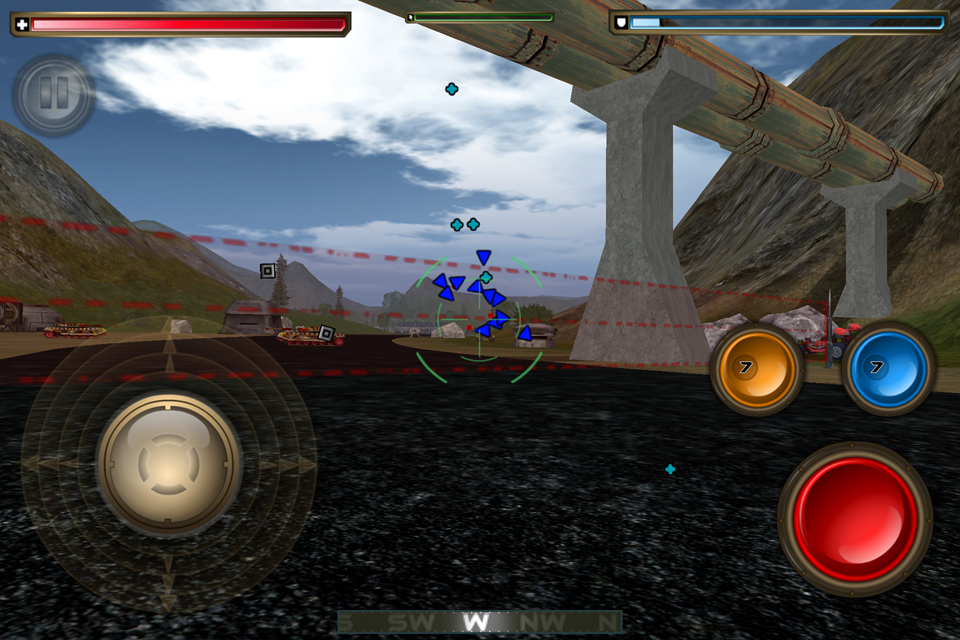 Tank Recon 2 Screenshot 4