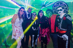 Halloween Party Entertainment For Hire Hertfordshire | Platinum Disco