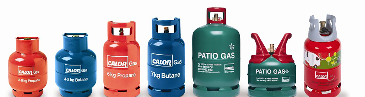 Calor Gas Fast Delivery Service or Collection