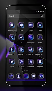 Cool Black Theme for Lollipop - Android 5.0