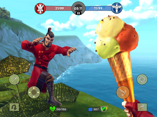 Blitz Brigade - Online FPS fun screenshot 8