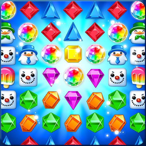 Jewel Pop Mania:Match 3 Puzzle (game)