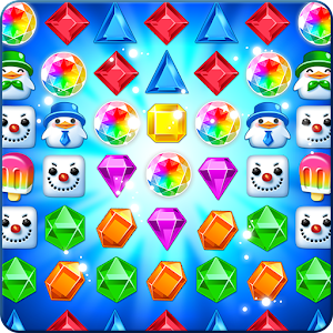 Jewel Pop Mania:Match 3 Puzzle APK Cracked Download