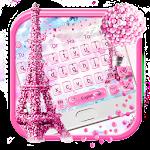 Romantic Love Keyboard Theme Icon