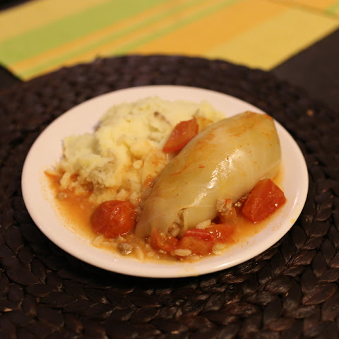 Sarma (Croatian Stuffed Cabbage)