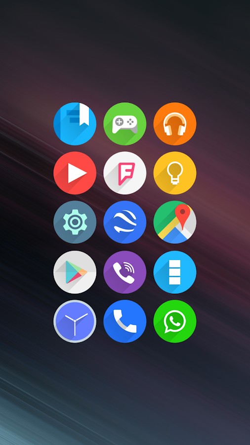Yitax - Icon Pack Screenshot 0