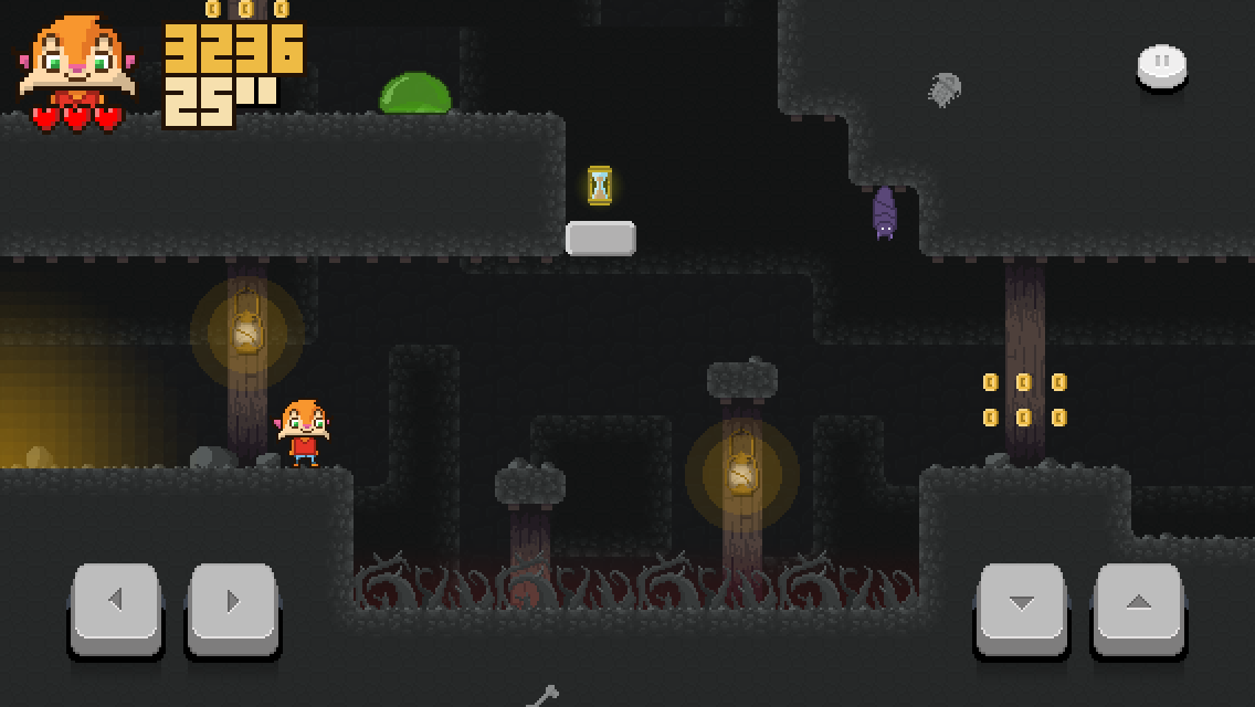 Super Lynx Rush Screenshot 1