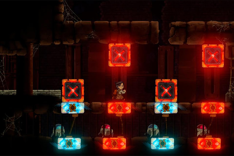 Teslagrad Screenshot 5