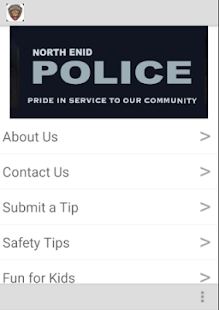 North Enid Police Department - screenshot