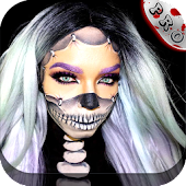 Free Download Halloween Makeup Ideas FREE!! APK for Samsung