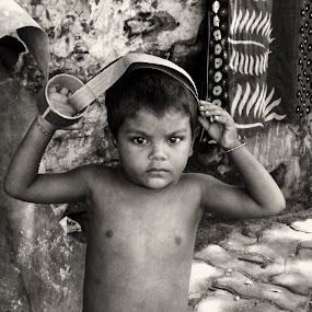 Street kid by Sudip Chowdhury - Babies & Children Toddlers ( baby )
