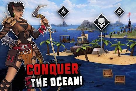 Ocean Nomad - Survival